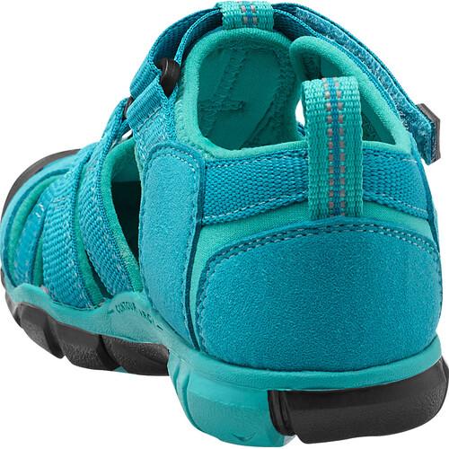 Keen Seacamp II CNX - Sandales Enfant - turquoise sur campz.fr ! Prix Confortable Pas Cher ensoleillement Payer Pas Cher Avec Visa DVM8l